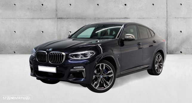 BMW X4 M M40 d Auto