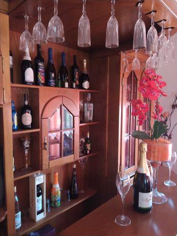 Móvel sala bar como novo