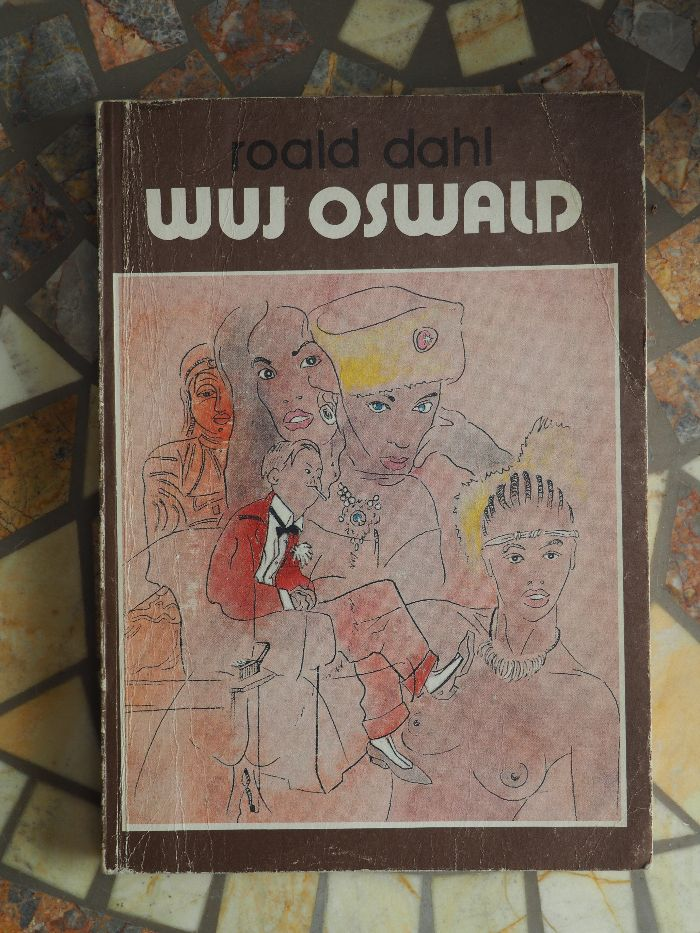 """Dahl Roald """"Wuj Oswald"""" Poznań - image 1"""
