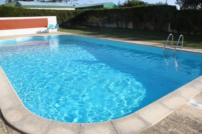 Apartamento com piscina praia de Santa Cruz