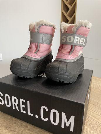 Ботинки Sorel зимние