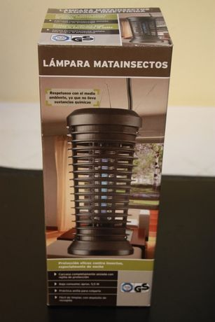 Lote 82 - Lâmpada Anti-Insectos