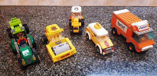 """Продам lego """"Городской транспорт"""""""
