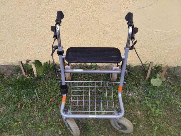 Chodzik dla osoby niepełnosprawnej