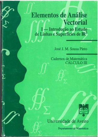 Elementos de Análise Vectorial - José Sousa Pinto