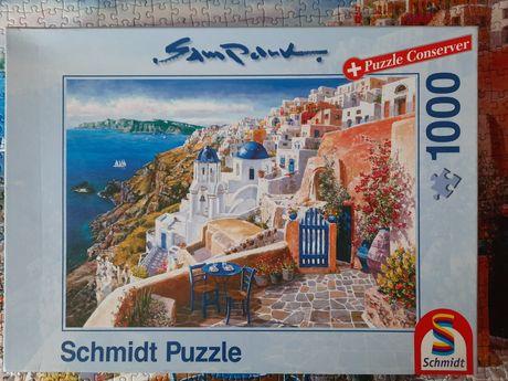 Puzzle Schmidt 1000 kompletne