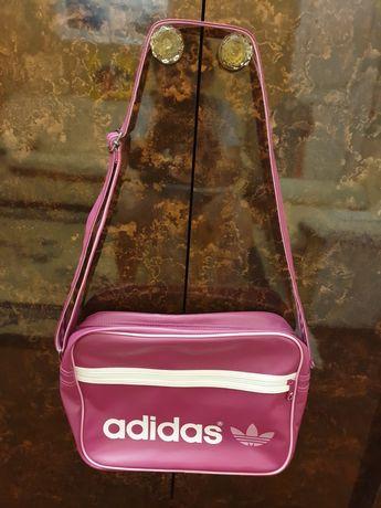Saco rosa da Adidas