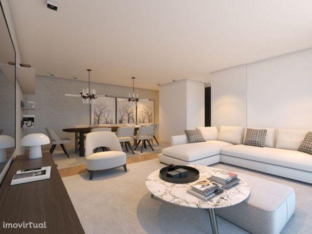 Apartamento T3 com varanda e garagem para 2 viaturas, em ...