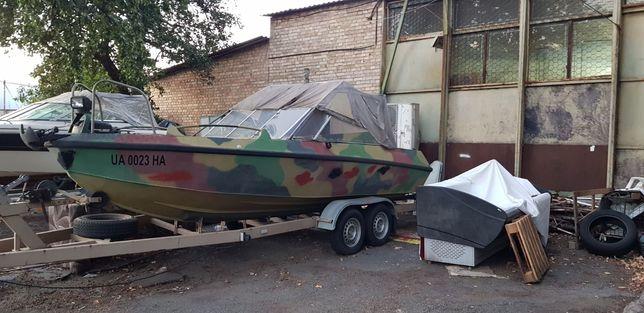 Продам лодку. Реальному покупателю торг.