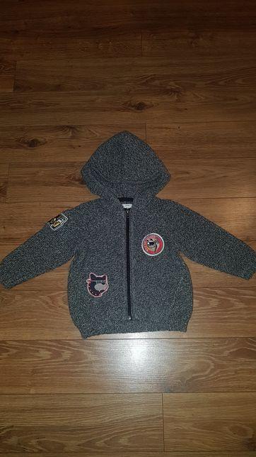 Sweter zara roz 86