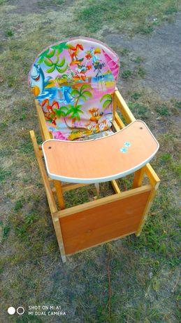 Детский столик стульчик
