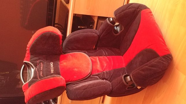 Fotelk Recaro Young Style Young Sport Pro Racer 15-36 Limited Okazja