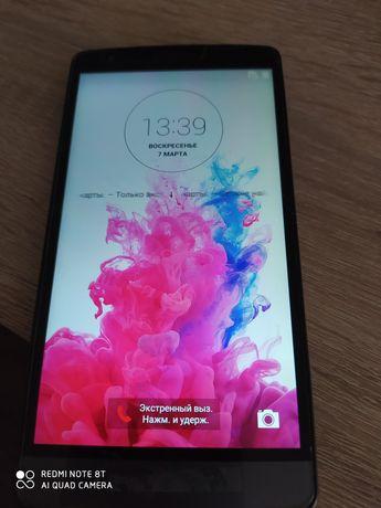 Смартфон LG D 724