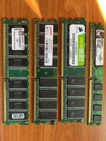Memória RAM 1G DDR400 CL3