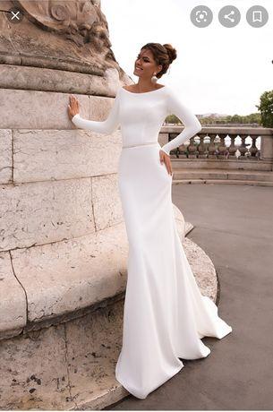 Весільне плаття від Оксани Мухи