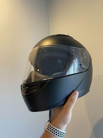Kask motocyklowy HJC CS-15 matowo czarny [S]