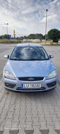 Ford Focus mk2 diesel bez DPF