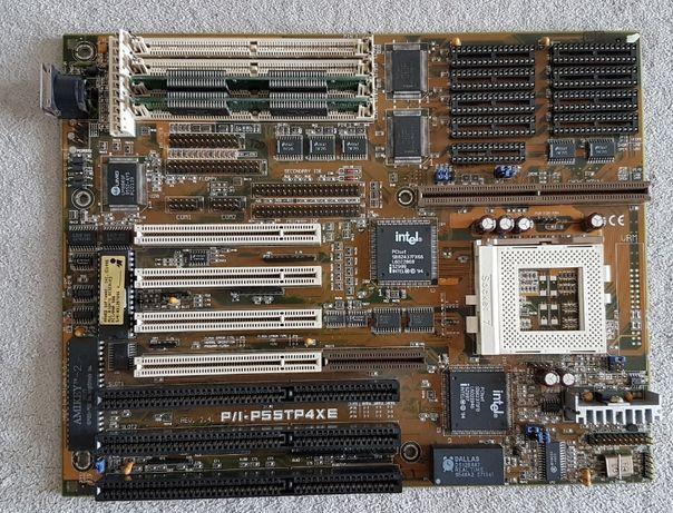Płyta główna AT S7 Socket7 ASUS P55TP4XE MediaBus