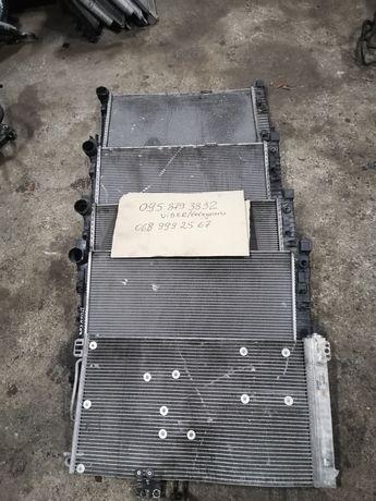 Радіатор радиатор вентилятор интеркулер Мерседес Ц С клас w203