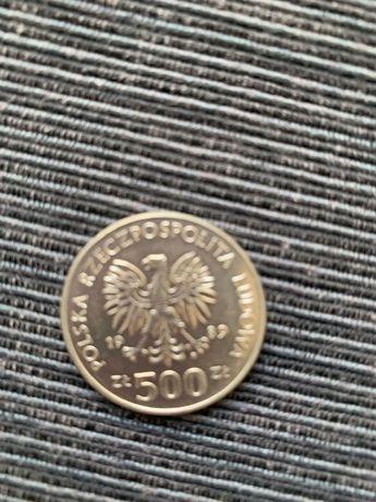 Monety polskie kolekcjonerskie