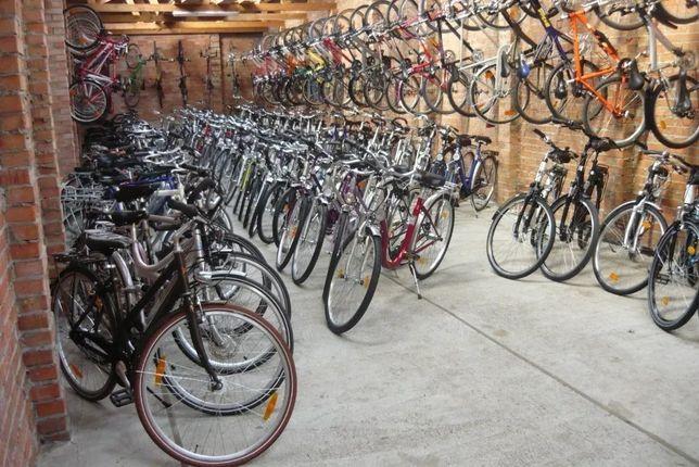 Rower damka holenderska - rowery używane z Niemiec i Holandii