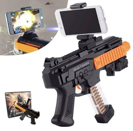 Игровой автомат (геймпад) бластер виртуальной реальности Ar Game Gun
