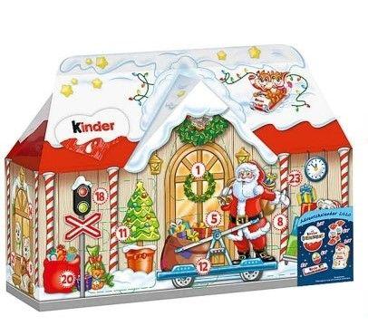 Kinder Mix Advent Calendar 3D - 234g