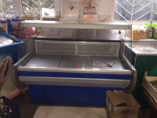 Холодильник в магазин