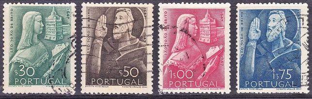 Séries completas - Portugal - 1948/1951
