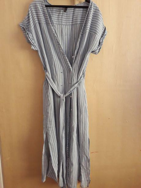 Sukienka Zara XS S paski