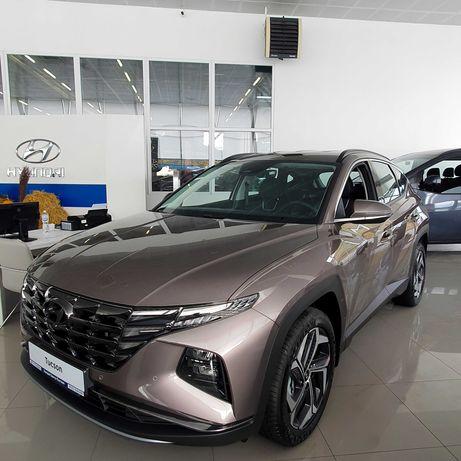 Новий Hyundai Tucson TOP (PLUS)