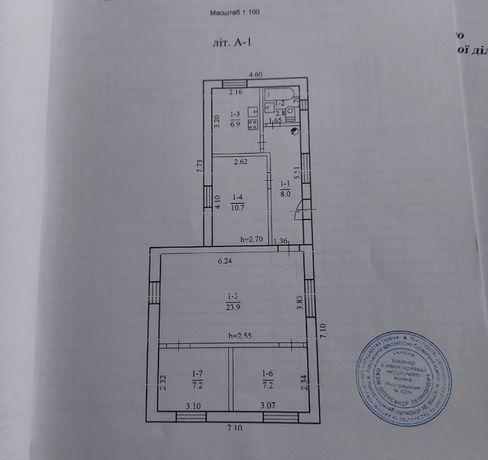 Продам дом на Мирном