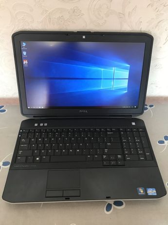 "Ноутбук 15"" FullHD Dell Latitude E5530 (i5-3230M/8GB/SSD 128GB/Intel)"