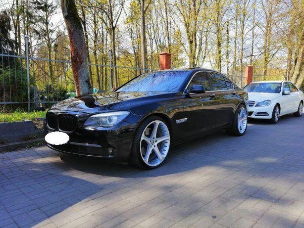zamiana Dopłata BMW F01 2009r 750i 4,4pb max doinwestowana