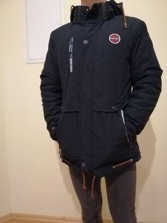 Куртка зимова підліткова, чоловіча подростковая