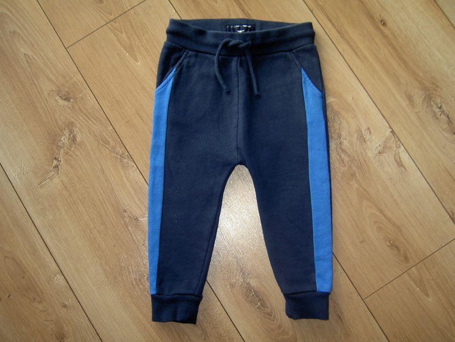 Spodnie, spodenki dresowe dla chłopca rozmiar 92 Lubin - image 1