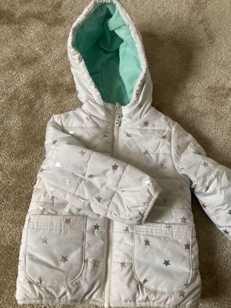 Kurteczka zimowa dla 3 latki