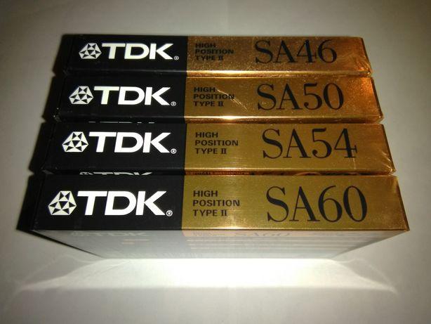 Аудиокассеты TDK Japan market аудио кассеты