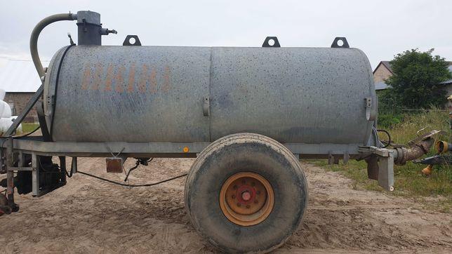 Wóz asenizacyjny 7tys litrów Briri