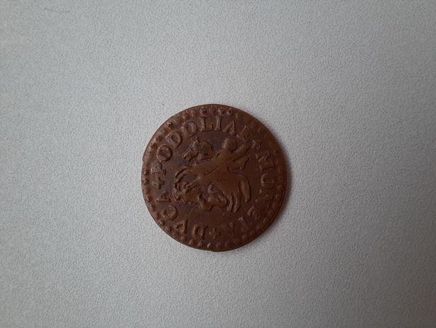 Продам мідну монету початку 19 століття PODOLIAE+MONETA+DVCA