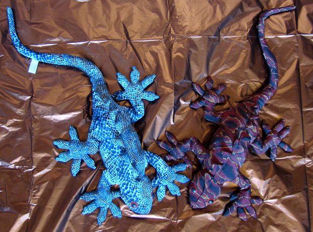 Продам игрушки Вараны