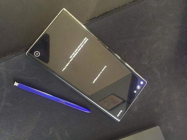 Samsung note 10 plus 12 ram e 256 Gb