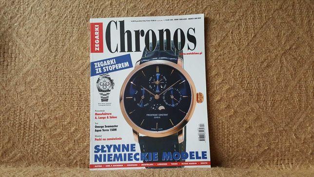 Czasopismo Chronos 2016r.