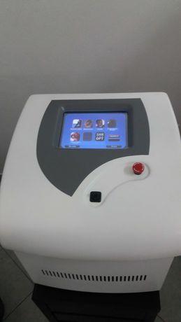 Prestação de serviços de laser