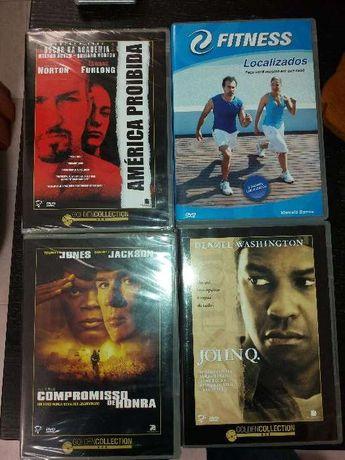 4 filmes ou capas dvd