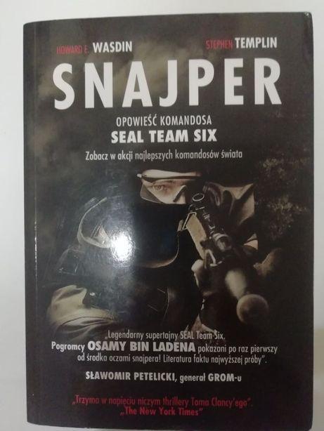 Snajper. Opowieść komandoska