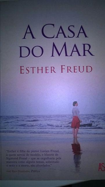 A Casa do Mar de Esther Freud
