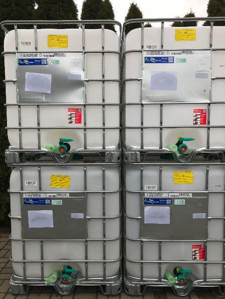 Zbiornik 1000l UN EX paletopojemnik mauzer ddpl ibc