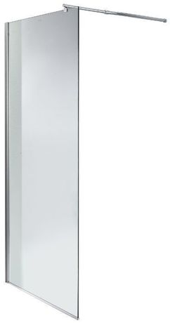 ŚĆIANKA WALK-IN szyba prysznicowa 90x 190 cm prysznic szkło