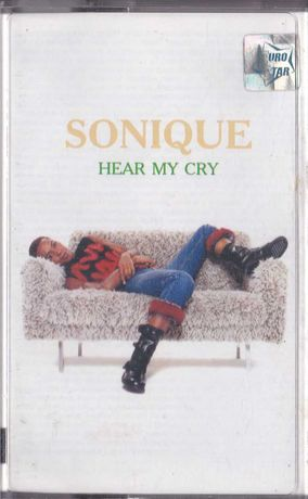 "Аудіокасета Sonique ""Hear my cry"""